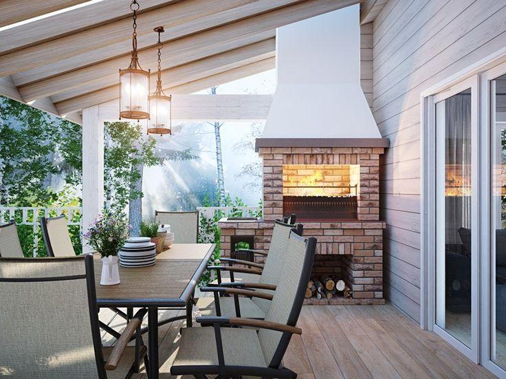 1055 best Terrasse et balcon images on Pinterest Balconies - moderne dachterrasse unterhaltungsmoglichkeiten