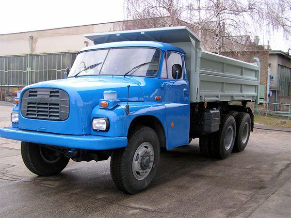 Tatra T148 6x6 S3 - repase