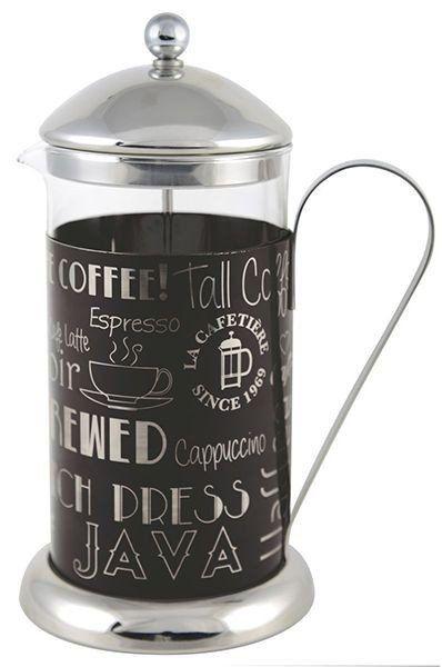 Dużymi krokami zbliżamy się do poszukiwania prezentów z wiadomej okazji. Poniżej kafetiera Wake Up. Coś dla wielbicieli dobrego designu i dobrej kawy.