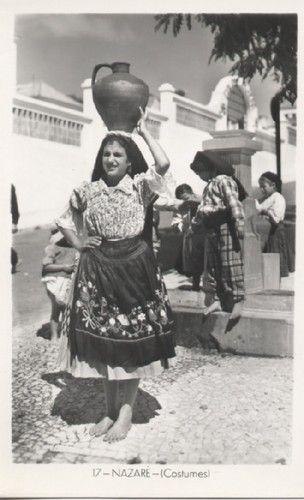 Traje de Nazaré (Portugal)