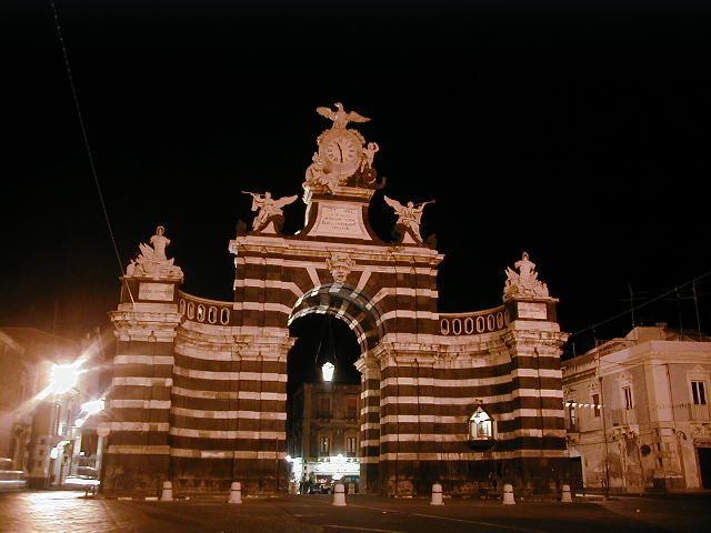 Porta Garibaldi Catania