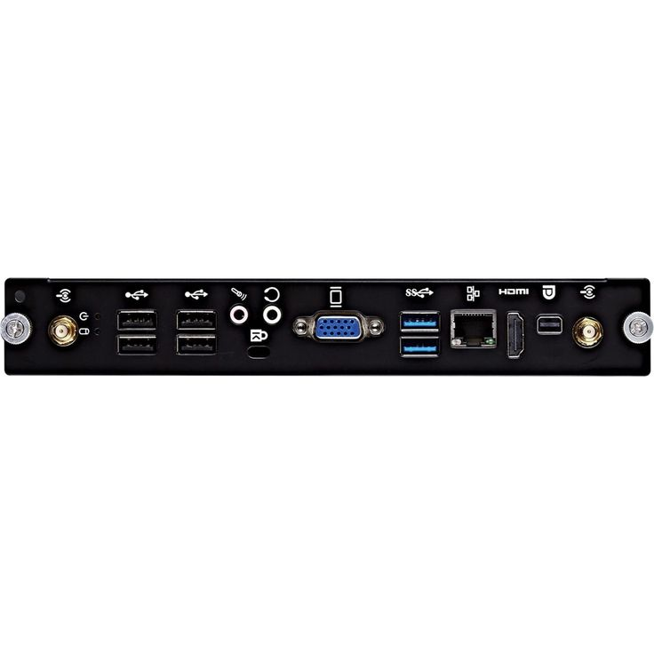 Viewsonic Slot-in PC Network Media Player #NMP711-P10