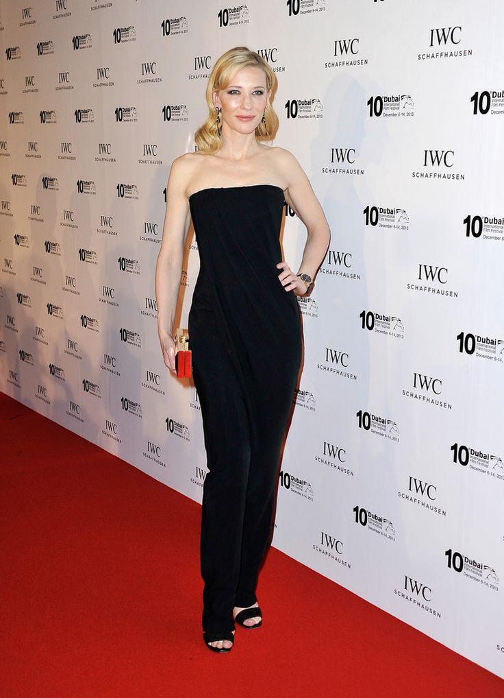 Кейт Бланшетт - лучшая королева в кино