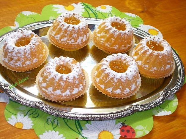"""Lágy """"margherita"""" muffin"""