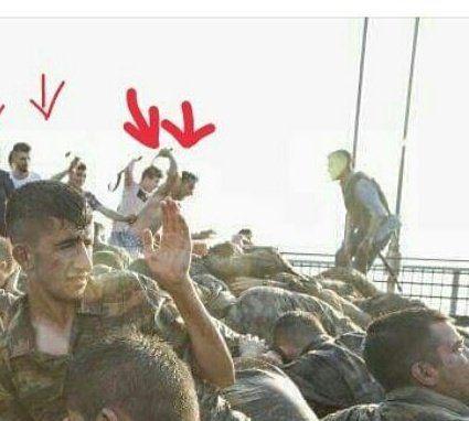 """""""Abdullah Camcı Bülent Veznedaroğlu Asım Dinçer Güneşin doğuşunu polis arkadaşlarla karşılayacak pic.twitter.com/cA1lVcVTp3"""" https://twitter.com/Efeler_tabur/status/755931592963547141"""