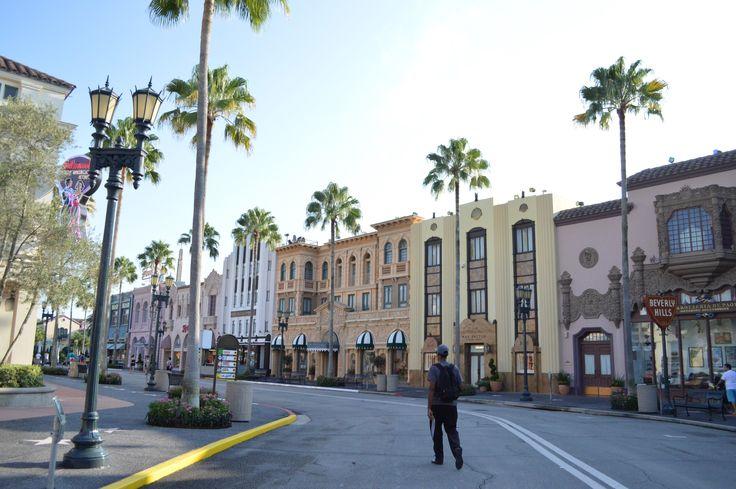 Universal Studios, Orlando Florida, USA 2014