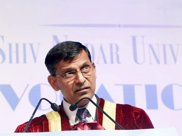 Raghuram Rajan coy about second term as RBI Governor - The Economic Times