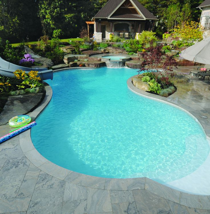 1245 best really cool pools images on Pinterest   Natural ...
