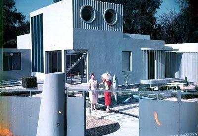 Univers Freebox - [Film] Mon oncle, de Jacques Tati