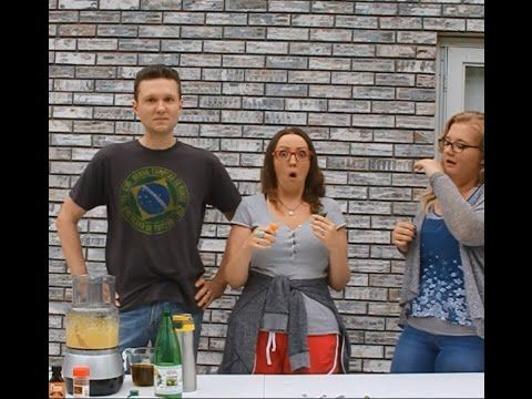 My Chilli M.E. Challenge Video & a Cooking Demonstration