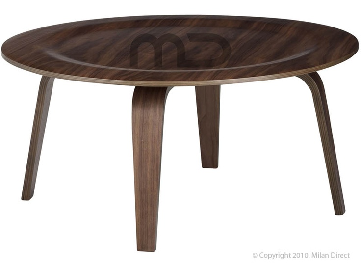 Plywood Coffee Table Eames Reproduction Walnut 1 Retro Love Pinterest Plywood Coffee