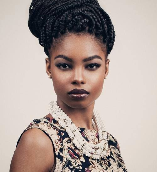 black haircut styles photos braids for black hairstyle 2013 5757