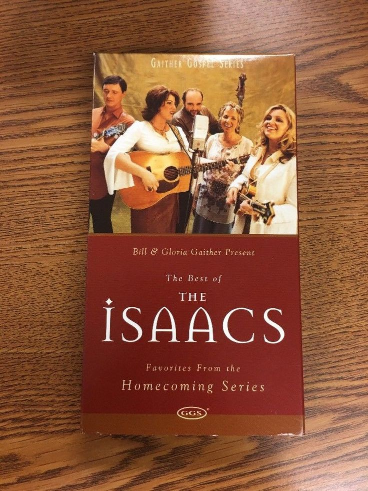 The Best of the Isaacs: Bill Gaither Gospel Homecoming Series VHS