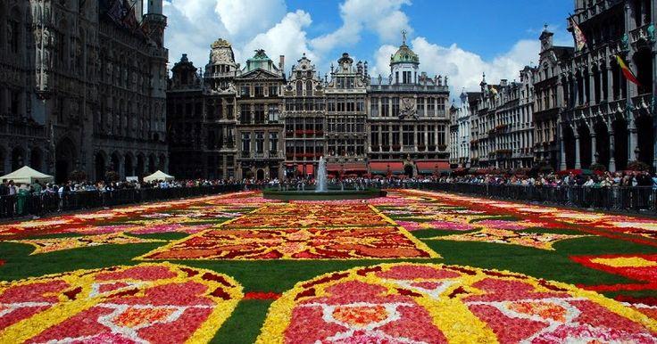 Clima e temperatura em Bruxelas #Bruxelas #Bélgica #europa #viagem