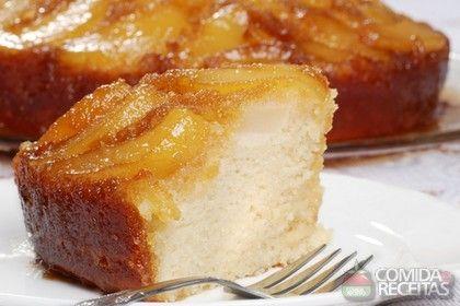 Receita de Torta de pêssego da vovó em receitas de tortas doces, veja essa e outras receitas aqui!