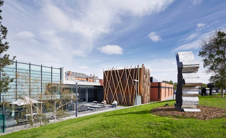Bendigo Art Gallery - Peter Clarke Photography