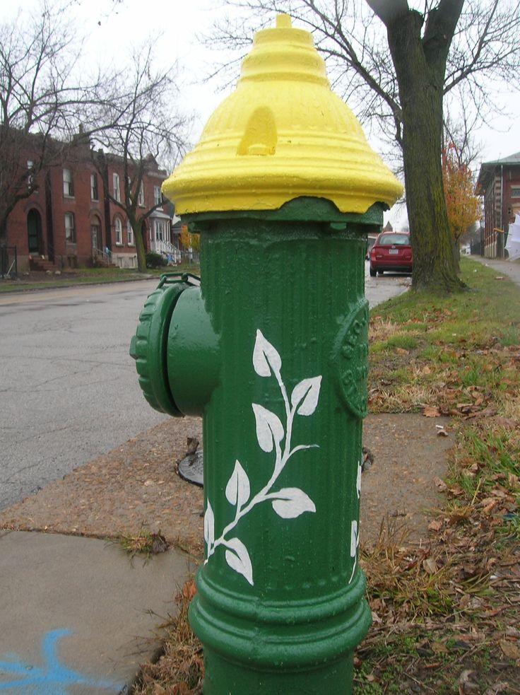 24 best Fire hydrants images on Pinterest | Street art graffiti ...