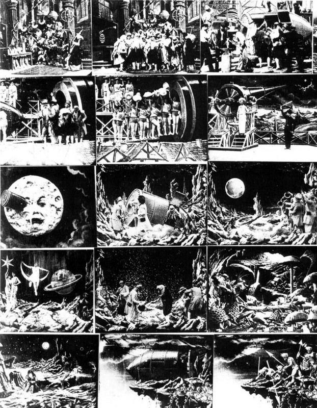 Georges Méliès, voyage dans la lune