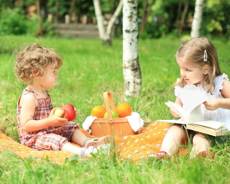 Outdoor Toddler Party Games