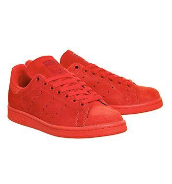 red stan smith adidas 7a2ff48ae