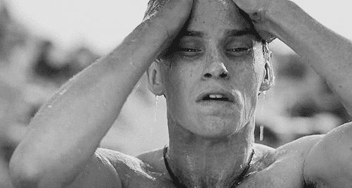 When he mastered the art of the smoulder, and his freckles glimmered in the sunlight. | Community Post: 16 Times Eddie Redmayne Was The Most Magical Human Alive