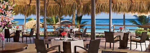 Indigo | Relax beachfront with light international fare.