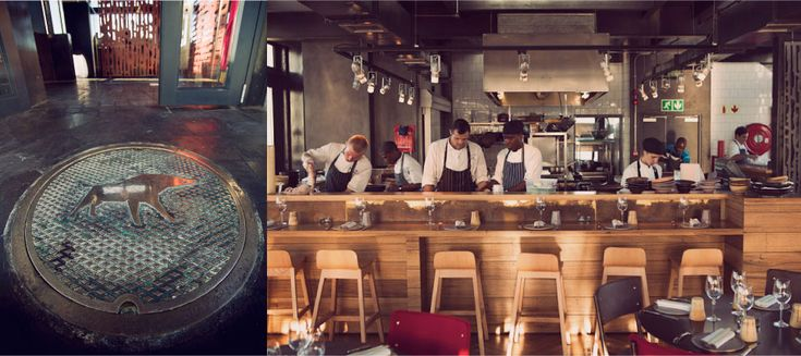 Pot Luck Club, under the helm of award-winning chef Luke Dale-Roberts, on the top floor of the Silo at the Old Biscuit Mill, has been dubbed one of the coolest places to be in #CapeTown. Make sure to book well in advance! #Restaurants #TasteofRCH