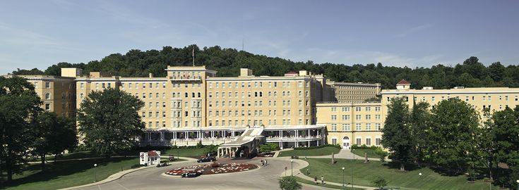 French Lick Springs Hotel | French Lick Resort - classic luxury Indiana resort