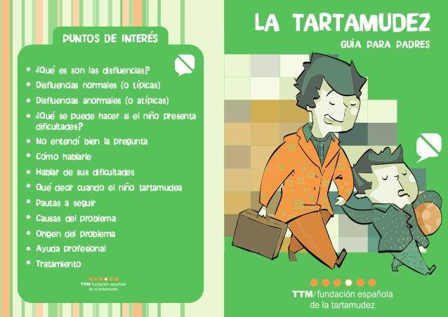 LA TARTAMUDEZ Guia para padres by Pili Fernández via slideshare