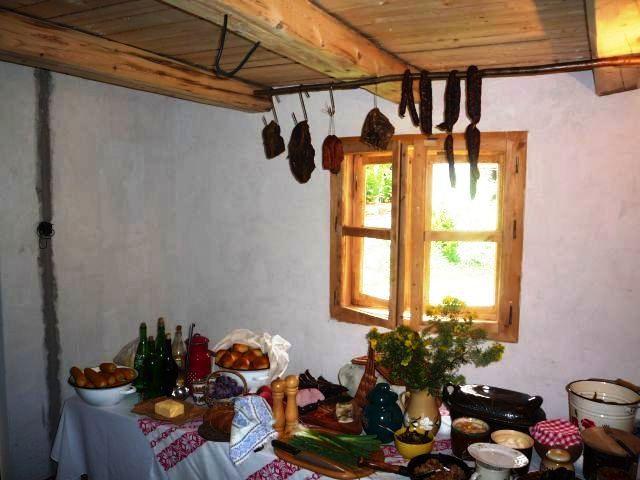 kysucký stôl