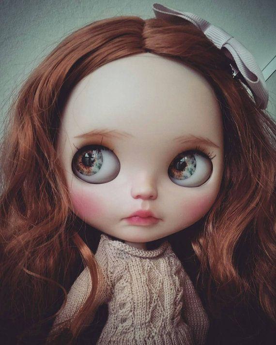 OOAK Custom Blythe Doll Milk Tea by STABLEHOUSE by DollsNsuchShop