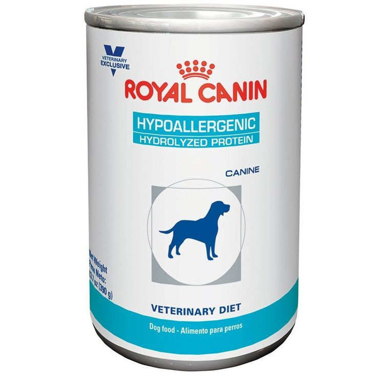 Royal Canin Canine Hypoallergenic Hydrolyzed Protein Can