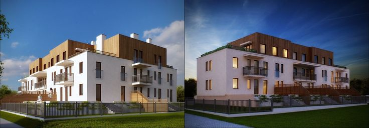 """""""Mieszkania przy Jarej"""" to kameralny budynek z 13 mieszkaniami położony na skrzyżowaniu ulic Jarej i Bruzdowej na osiedlu Wilanów Zawady."""