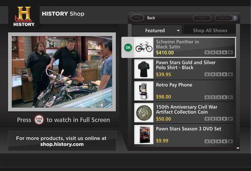 T-Commerce (TV Commerce) = BIG potential
