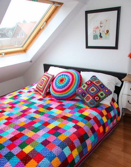 Ideas para decorar con crochet o ganchillo