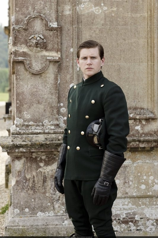Branson -  The Chauffeur (Allen Leech) - - Downton Abbey