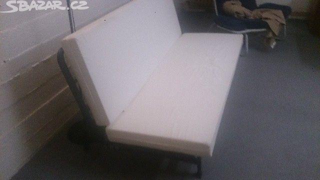 Rozkládací gauč IKEA - obrázek číslo 1