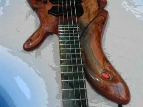 Yolanda 5 model by JanAid Guitars