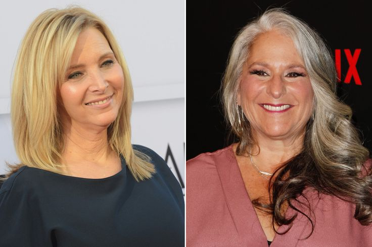 "Marta Kauffman says working with Lisa Kudrow again on ""Grace and Frankie"" was like ""going home."""
