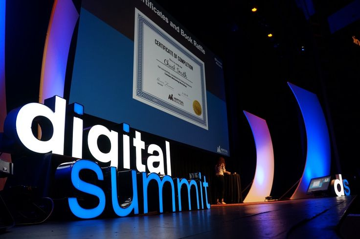Join me at Digital Summit LA to learn the latest in #digitalmarketing techniques!