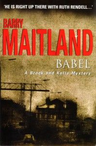 Books – Barry Maitland