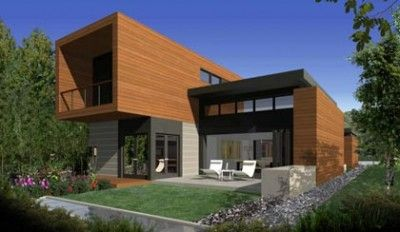 17 best images about modular homes on pinterest texas Michelle kaufmann designs blu homes