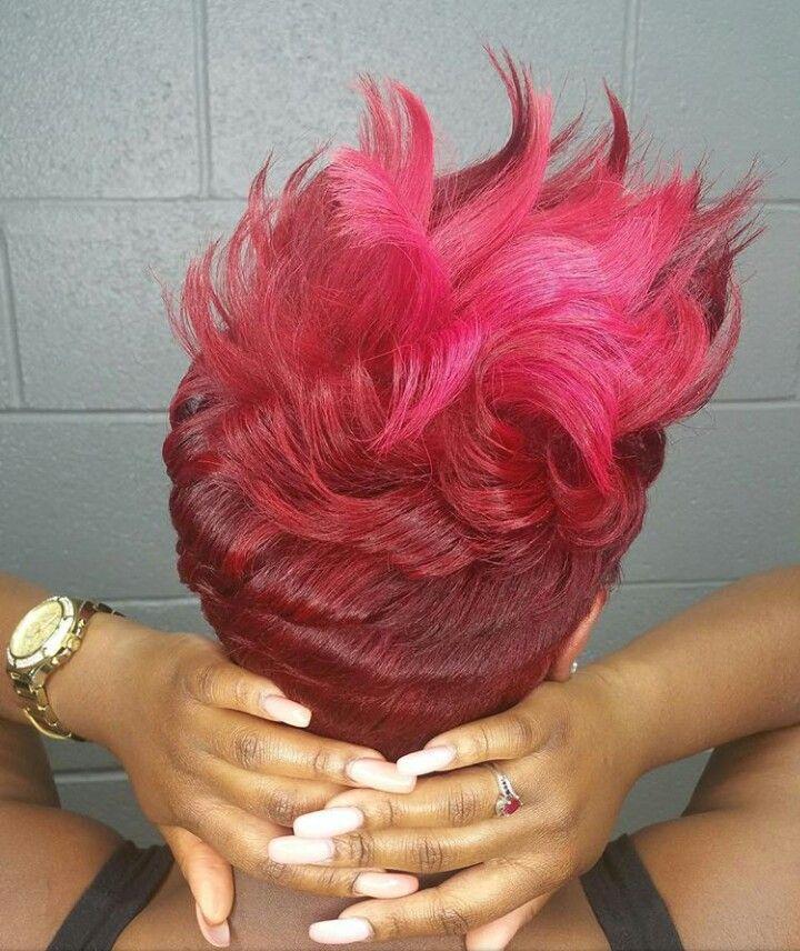 IG: @heavenlihandzbeautysalon HairStylist