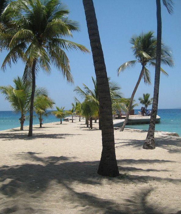 Haiti's Moulin Sur Mer