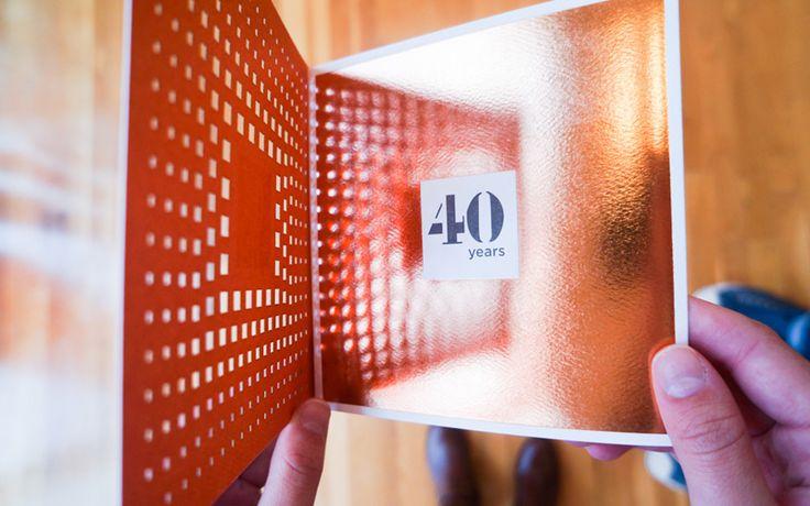 SFS Architecture 40th Anniversary