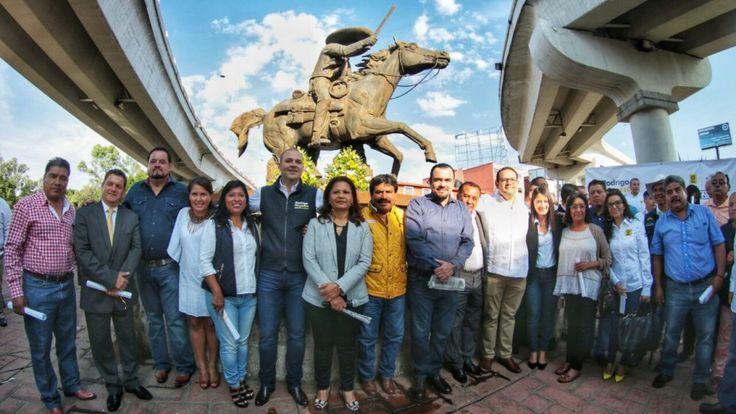 PRD impulsa Universidad Agrarista y Museo del Caudillo, para honrar a Zapata