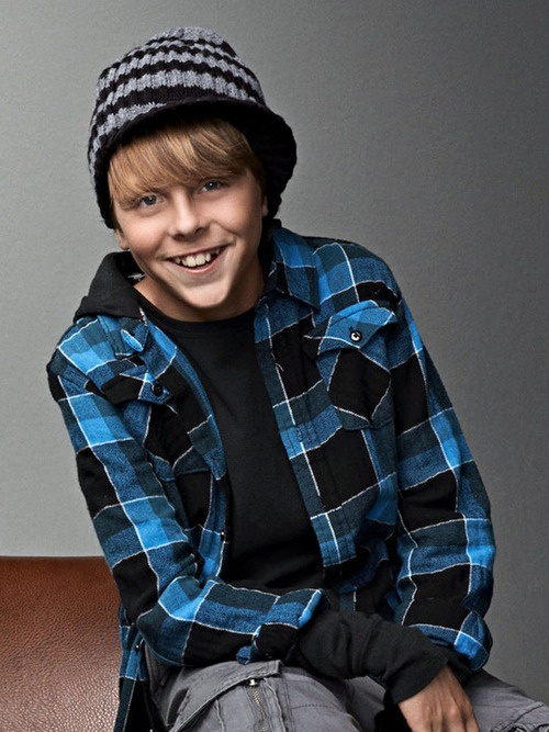 Marvin Marvin Best Actor Nomination: Jacob Bertrand Chambie Awards TV Nomination 2012-13