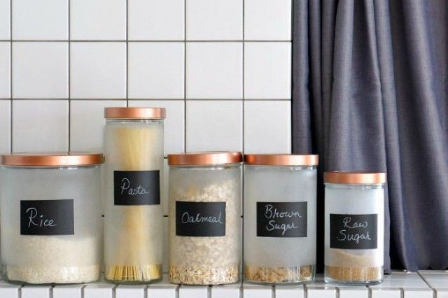 ikea kitchen canisters 25 best glass canisters ideas on bulk food 12566