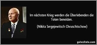Bildergebnis für Chruschtschow