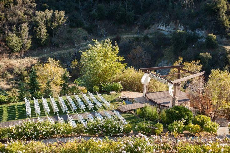 Serendipity Garden Weddings - Yucaipa, California